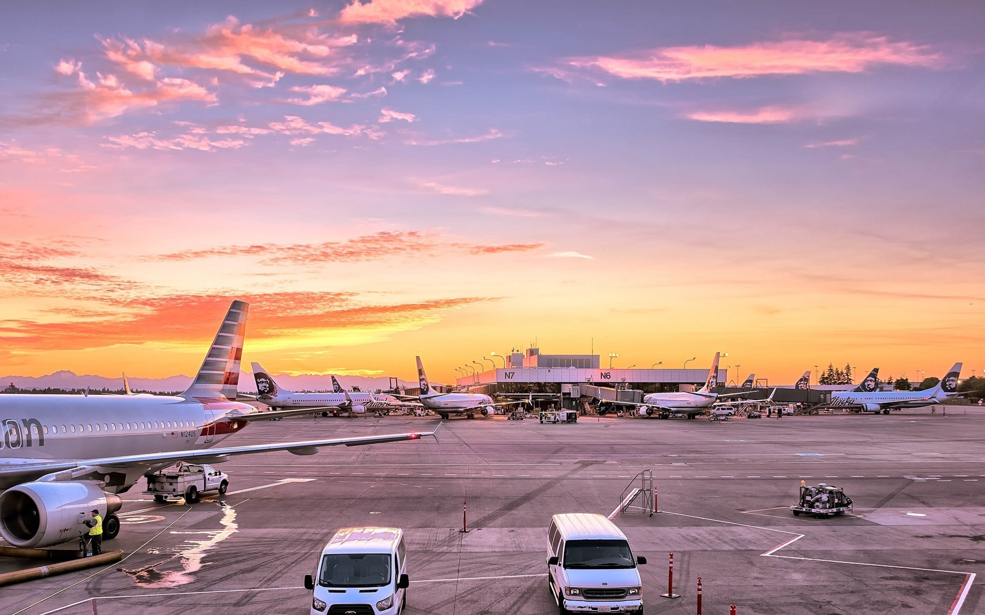 airport Facility Management